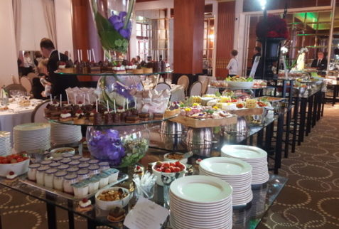 Repas séminaire Maestria Events