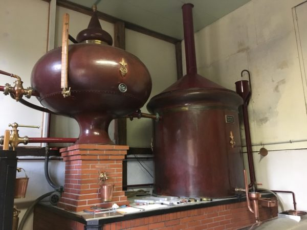 Alambic Calvados
