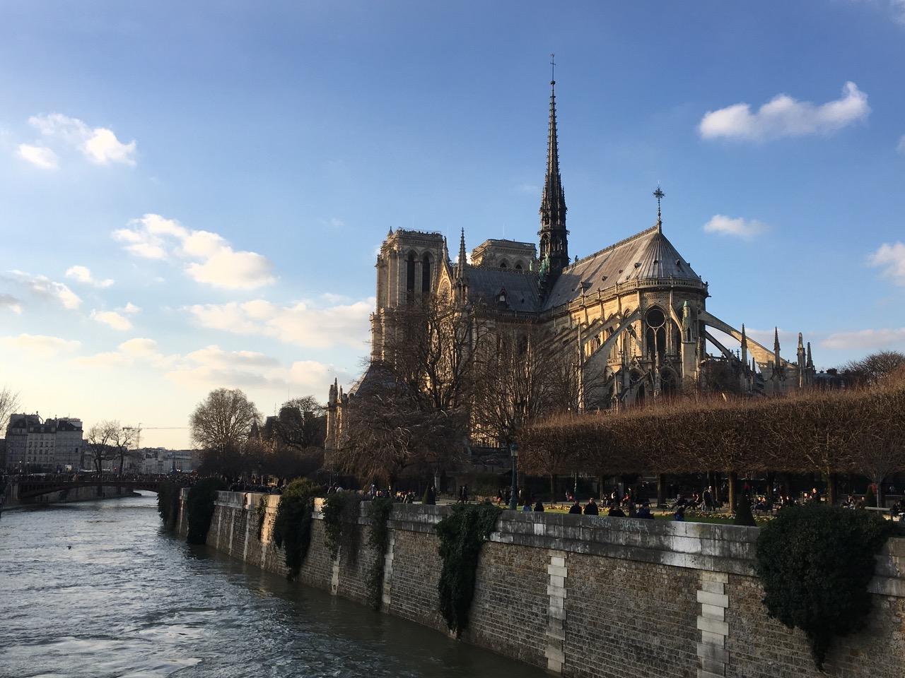 Visite séminaire Paris Notre Dame