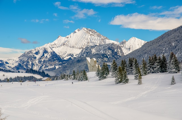 séminaire neige Savoie