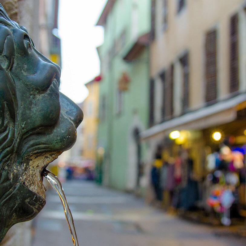Visite originale Annecy