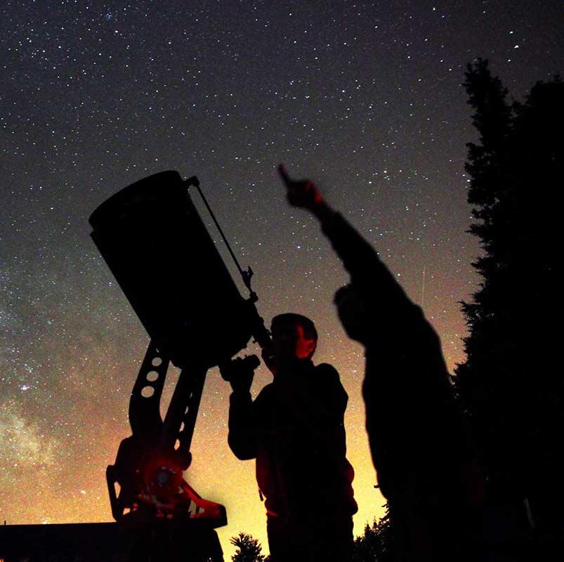 Maestria Events Teambuilding astronomie