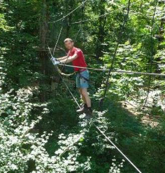 Maestria Events parcours aventure teambuilding