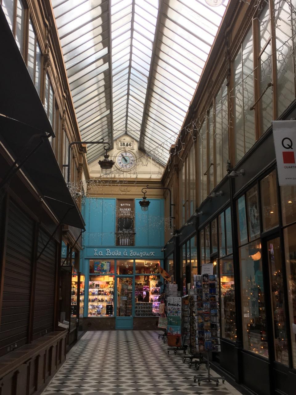 Séminaire Paris Passages