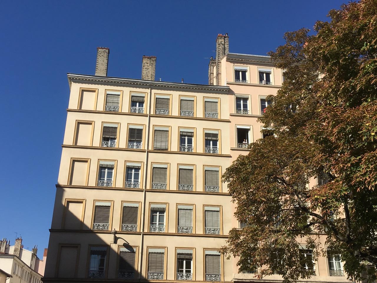 Séminaire Lyon quartier des Soyeux