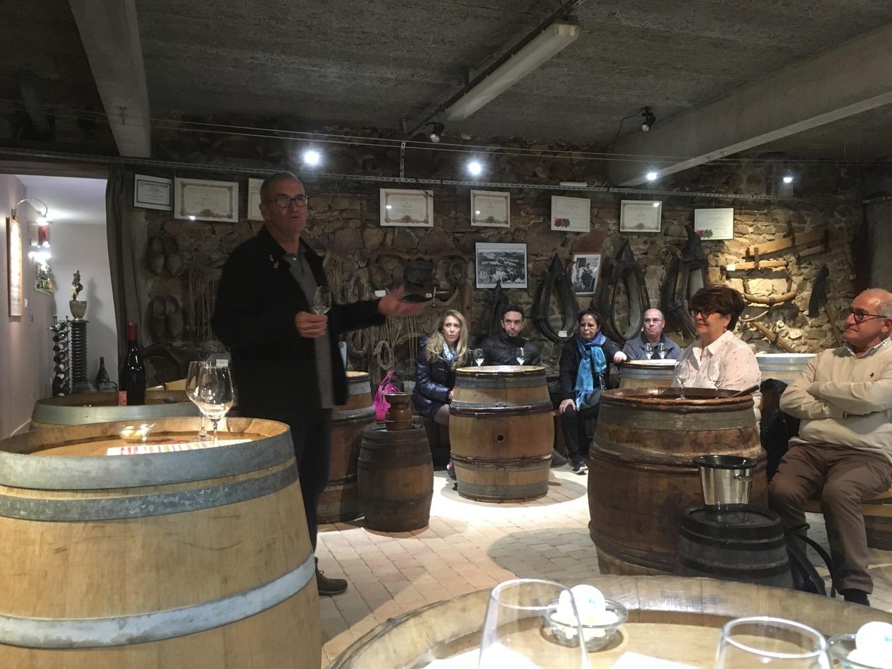 Séminaire Lyon Visite Beaujolais
