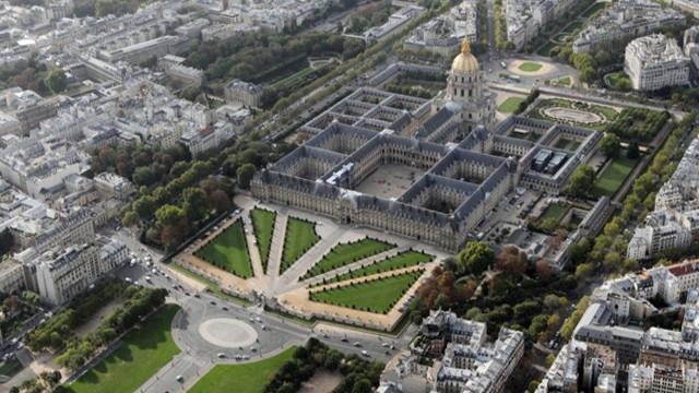 Séminaire Paris visite les Invalides