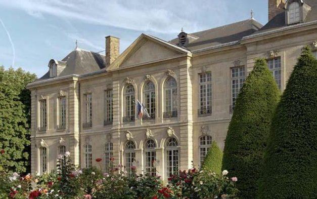 Séminaire Paris visite Musée Rodin