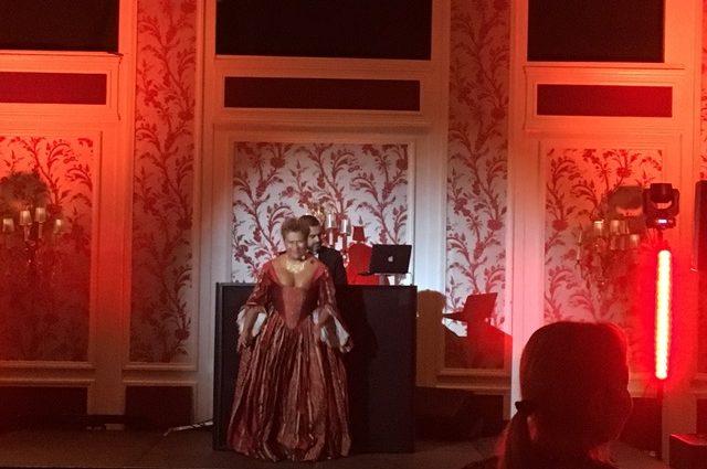 Soirée de gala lyrique Paris Maestria