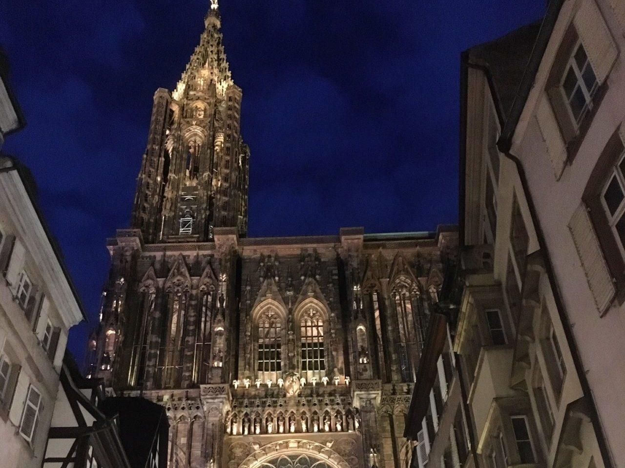 seminaire strasbourg visite cathedrale